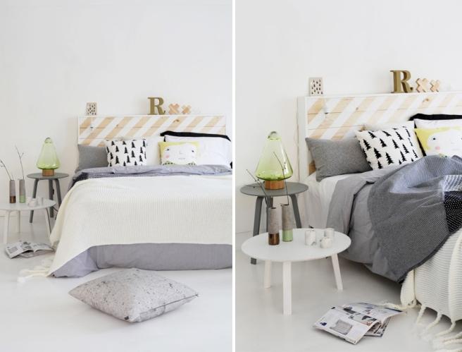 3 dormitorios 3 estilos