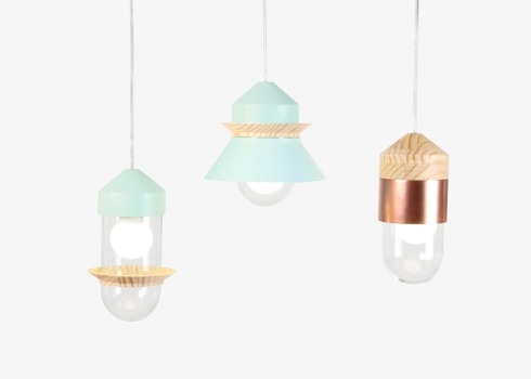Santorini Lamps by Sputnik 2