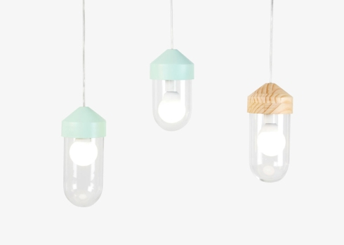Santorini Lamps by Sputnik