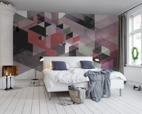 Rebellwalls Geometric walls 4