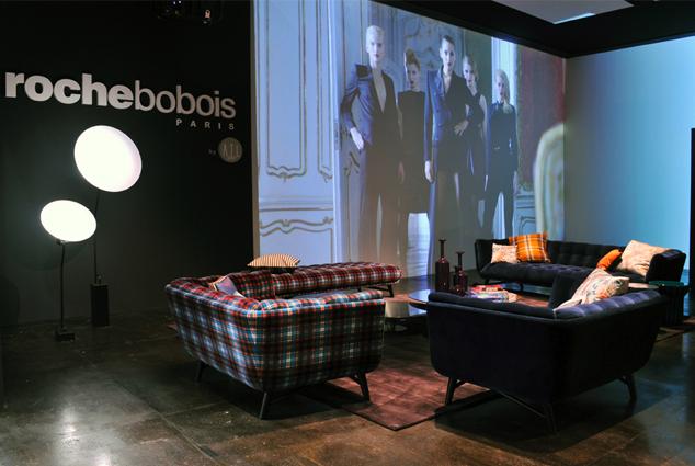 roche bobois en el salone internazionale del mobile 3