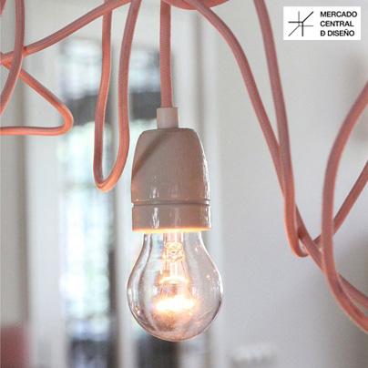 TALLER diseña una lámpara